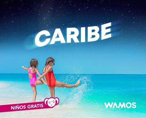 Caribe Niños Gratis